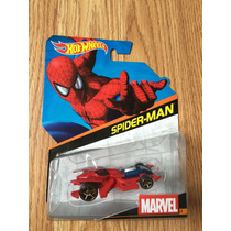 Spiderman Marvel Hot Wheels
