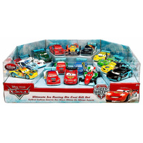 Disney Cars Set Deluxe Ultimate Ice Racers Disney Store 2015