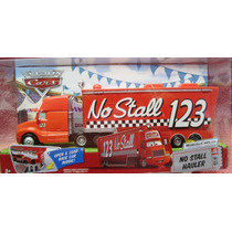 Cars Disney No Stall Hauler. Trailer.