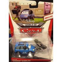 Cars Disney Chuck Choke Cables. Serie Rsn.empaque 2014