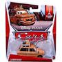 Disney Cars Lubewig Paris Tour 4/7 Diecast Mattel Colección
