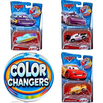Boost Sally Ramone Sherif Y Mas Serie Cars 2 Cambia De Color