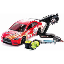 Radiocontrol Kyosho Lancer 1/10 Brushless ! 4wd Rtr 2.4 Ghz.