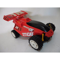 Vehiculo Carro Control Remoto R/c Nikko Turbo Alley Cat D758