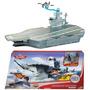 Cars Disney Planes Porta Avion. Aircraft Carrier Play Set.