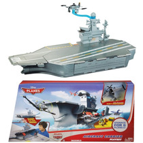 Cars Disney Planes Porta Avion. Aircraft Carrier Play Set.