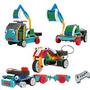 Top Race¬ Control Remoto Kit Bloques Rc Robot Building Vehí