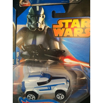 Star Wars Carritos De Colección Hot Wheels Por Pieza