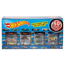 Hot Wheels Paquete 50 Carritos