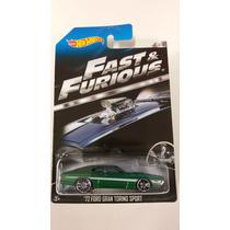 Gran Torino Sport´72 Rapido Y Furioso 1:64 - Colección 2013