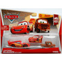 Cars Disney Mcqueen With Sing & Fred Lo + Nuevo ! ! ! !