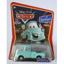 Mate Modelo Nuevo Brand New Cars Disney Supercharged