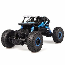 Rock Crawler Rc 4x4 2.4 Ghz Bimotor 1/18 Bateria Recargable