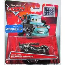 Cars Heavy Metal Lightning Mcqueen Rayo Mater Disney Pixar