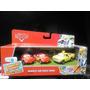 Cars Disney Tia & Mia Red. Jay W. Lo + Nuevo
