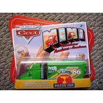 Cars Mini Aventuras Chicks Hicks Trailer Piston Cup Disney