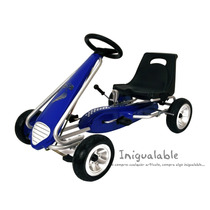 Carro De Pedal Para Niños Kiddi-o