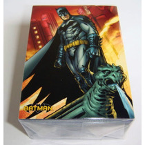 Dc Batman The Legend Cryptozoic 2013 Set Base 63 Tarjetas