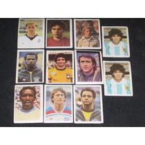 * Mundial 82 * 11 Estampas Coleccionables