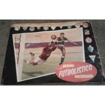 Album Futbolistico Mexicano