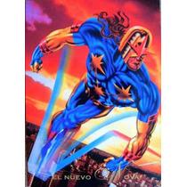 Nova / Marvel Comics Pepsi Cards 51 / Tarjetas