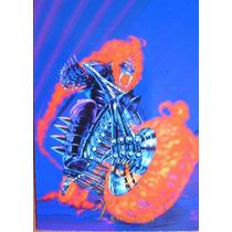 Ghost Rider Venganza / Marvel Comics Pepsi Cards 72 /tarjeta