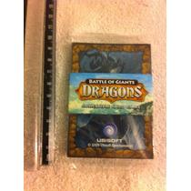 Tarjetas Battle Of Giants Dragons