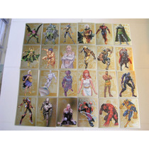 2014 Marvel Universe Set Base 90 Tarjetas