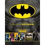Estampas Sueltas El Mundo De Batman Panini
