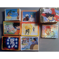 Estampas Dragon Ball Z, Gt Y Ranma 1/2 Ed Navarrete 90s