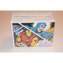 2011 Marvel Universe Set Base 90 Tarjetas