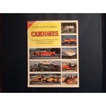 Album Un Libro De Oro De Estampas Camiones Completo