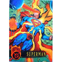 Superman / Dc Comics Firepower 96 Cards 73