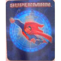 Superman / Dc Comics Cards Lenticular Liga De La Justicia