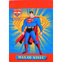 Superman Animated Action Pack 96 / Dc Comics Cards P4