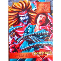 Omega Red / Over Power 95 Marvel Comics Cards Especial 6