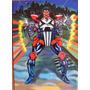 Punisher 2099 / Marvel Comics Pepsi Cards 66 / Tarjetas