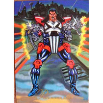 Punisher 2099 / Marvel Comics Pepsi Cards 66 / Tarjetas