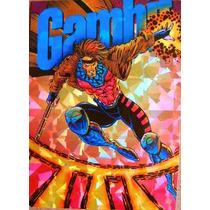 Gambito / Marvel Comics Pepsi Cards Prisma 4 / Tarjetas