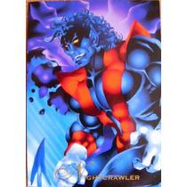 Nightcrawler / Marvel Comics Pepsi Cards 38 / Tarjetas