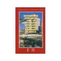 Libro Instrumentos Economicos Para Un Comportamiento Emp