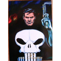 Punisher / Marvel Comics Pepsi Cards 24 / Tarjetas