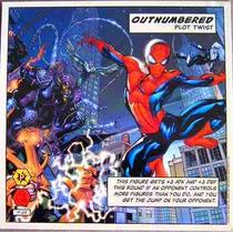Spider Man / Marvel Comics / Cards Y Mega Tarjetas Showdown