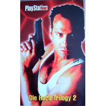 Duro De Matar Bruce Willis / Playstation Cards / Comics