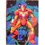 Iron Man / Marvel Comics Pepsi Cards 43 / Tarjetas