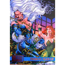 Black Cat / Poison Ivy / Dc Vs Marvel Comics Cards 88