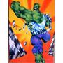 Hulk / Marvel Comics Pepsi Cards 62 / Tarjetas