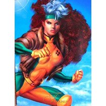Rogue Titania / Marvel Comics Pepsi Cards / Tarjetas