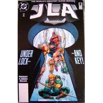 Jla Liga De La Justicia / Cards / Dc Comics Covers