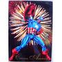 Capitan America / Marvel Comics Pepsi Cards 13 / Tarjeta